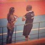 Virada Inclusiva - Entrevista Katinguelê (gupo padrinho da equipe paralímpica do Corinthians) - Foto Carla Guelpa